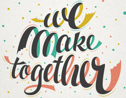 Etsy - We make together