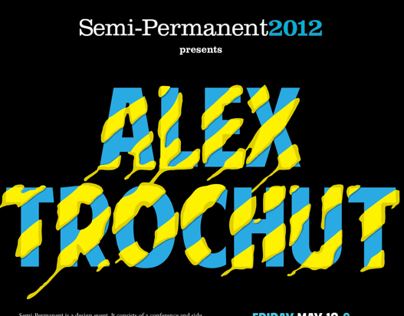 Alex Trochut - Semi Permanent