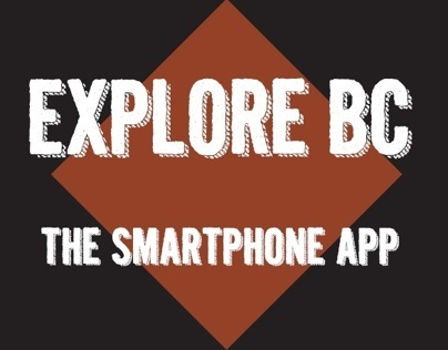Explore BC - The Smartphone App