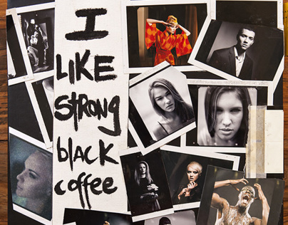 Journal #1 - Black Coffee and Arts