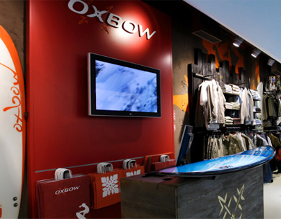 Oxbow retail design