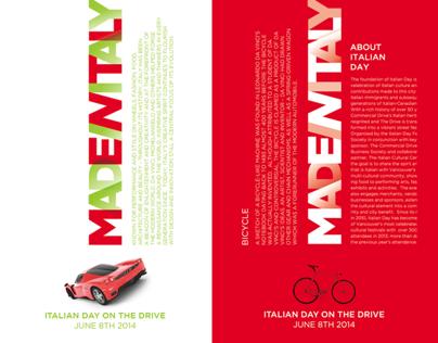 Barcelona Media Design / Italian Day 2014 Made In Italy