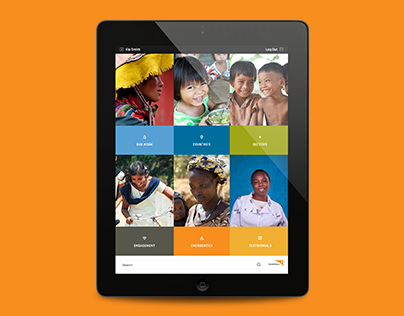 World Vision Church Relations App