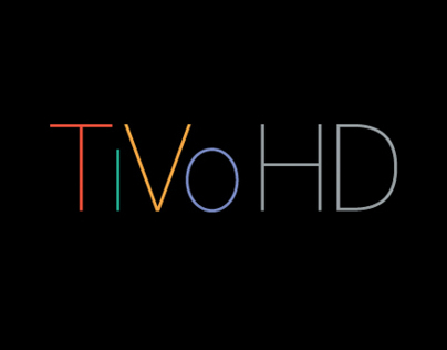 TiVo HD Packaging