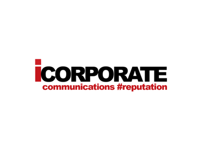 iCorporate logo design
