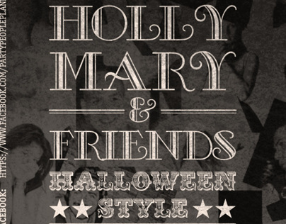 Holly Mary & Friends Poster