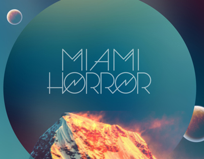 -MIAMI HORROR- CR/DJ/SET- POSTERS