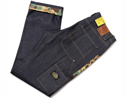 Filter017 LAND OF LOST DENIM WORK PANTS