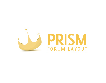 'PRISM' Layout for Diadem Forums
