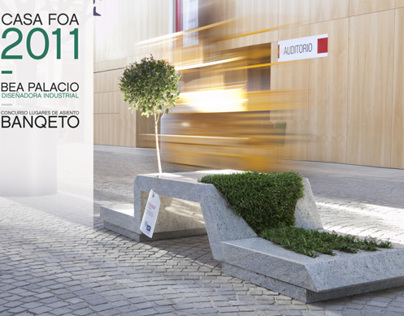 banqueto - urban bench