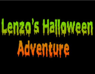 Lenzos Halloween Adventure(Unity 3D Personal Project)