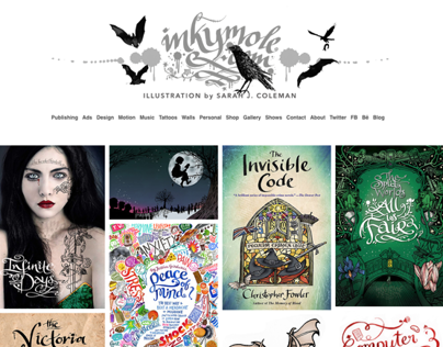 New Inkymole Website