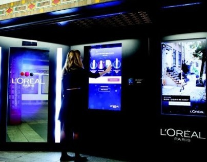 LOréal Paris Intelligent Vending Experience
