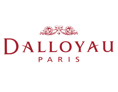 Dalloyau branding design