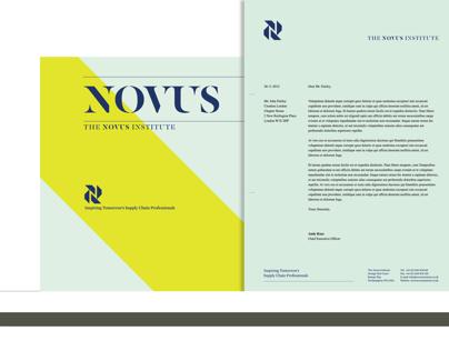 NOVUS | Naming + Branding
