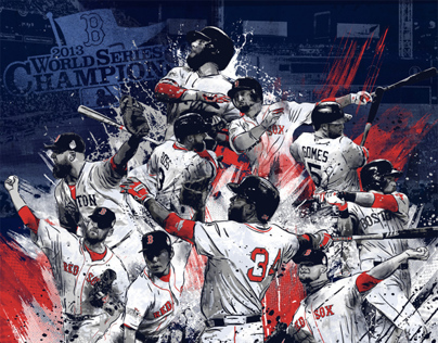 Major League Baseball (MLB) Portraits