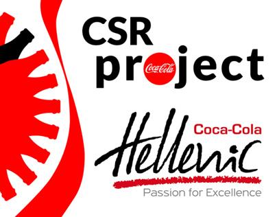 Coca-Cola Hellenic CSR Project