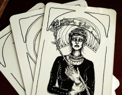 TAROT CARD SERIES