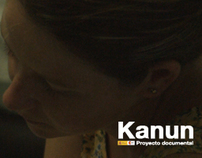 Kanun documentary presentation design