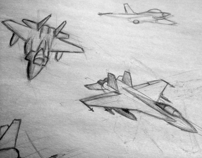Drawings and Design Sketching