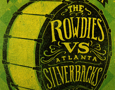 Tampa Bay Rowdies - Game Posters
