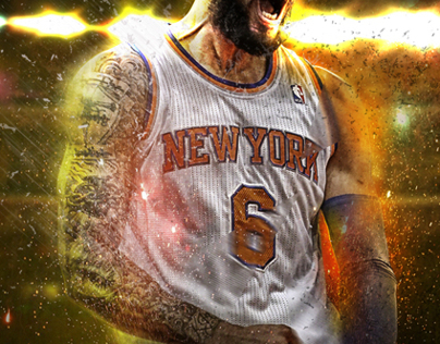 Tyson Chandler - 2 versions