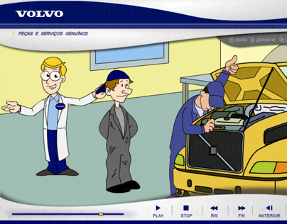 Design eLearning Volvo