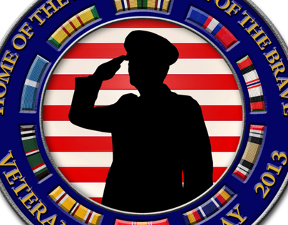 Veterans Day Seal
