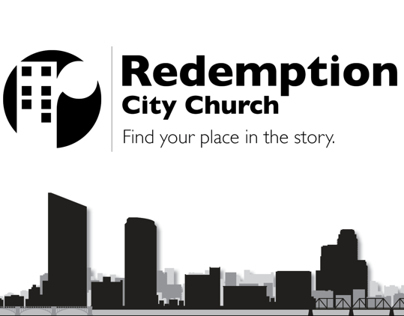 Redemption City Church Re-Brand