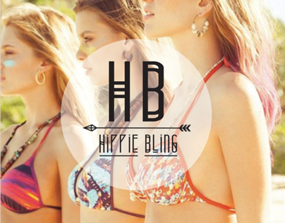 Hippie Bling Logo