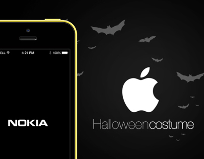 Apple Halloween Costumes