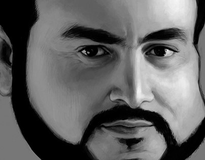 Caricature | Digital Painting