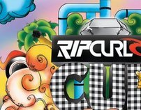 RipCurl® - Artist of The Search 2011