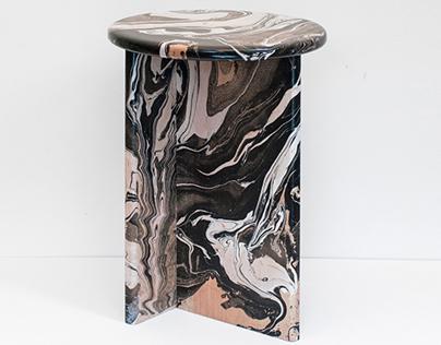 ÉCUME stools