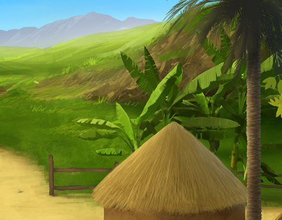 Animation Backgrounds | papa nzunu