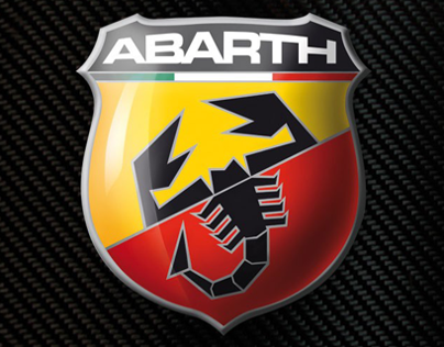 Fiat Abarth 500 with CorelDraw