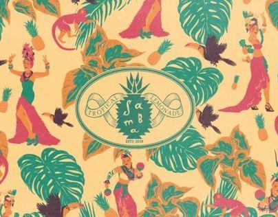 Samba - Tropical Lemonade