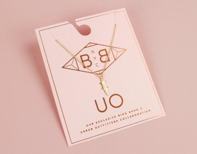 BBxUO Branding & Hangtag
