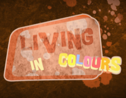 living in collours