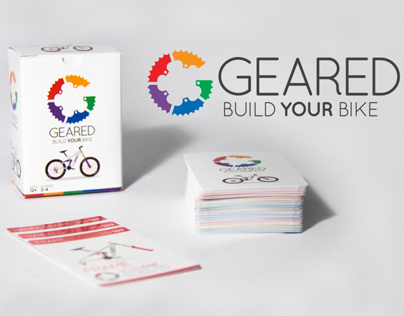 Geared Card Game