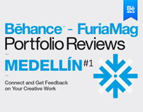 BEHANCE FURIAMAG PORTFOLIO REVIEWS MEDELLÍN #1