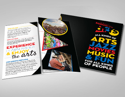 Summer of the Arts- General Brochure