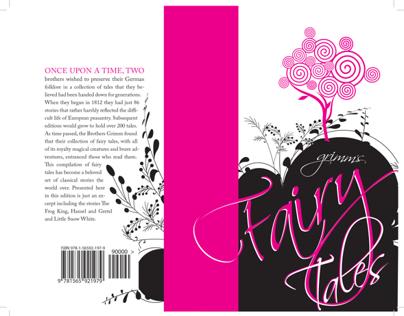 Book Design - Fairy Tales
