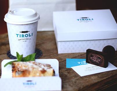 Tiroli Rétesbolt | branding