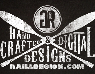 Raill Design Hand Crafted & Digital Print