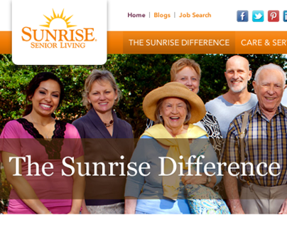 Sunrise of Richmond Strategic Plan 2013-2014