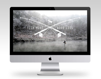 Fish More. Work Less.
