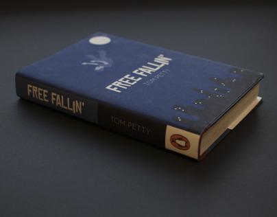 Free Fallin' Book Cover Design