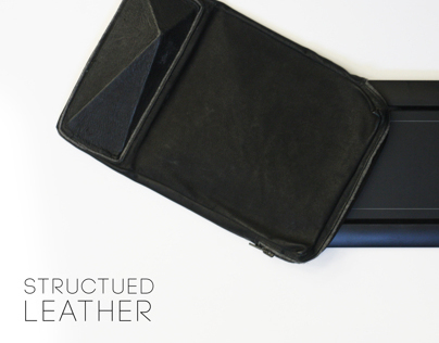 Structured Leather