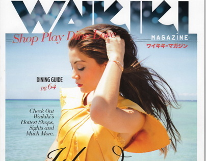 Waikiki Magazine Nov/Dec 2013